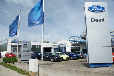 Auto-Deinl GmbH FORD Autohaus