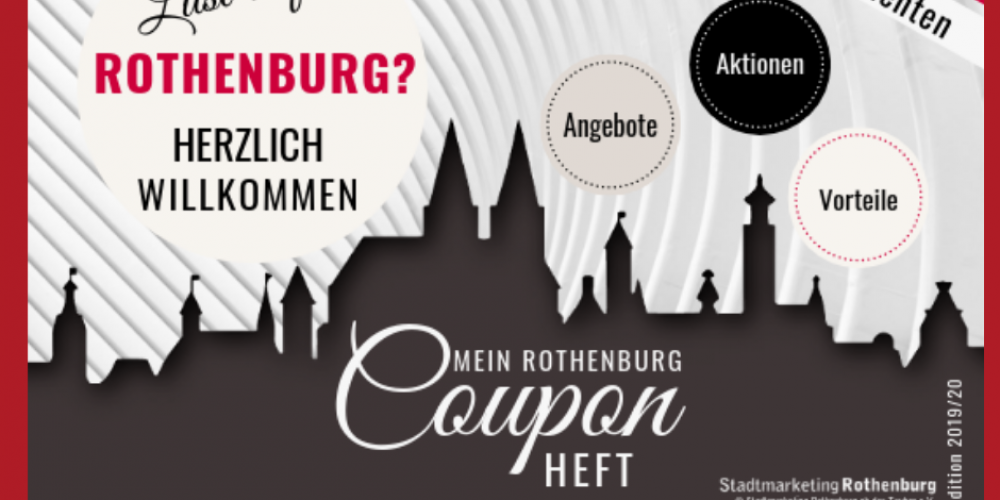 Herzlich Willkommen  in Rothenburg