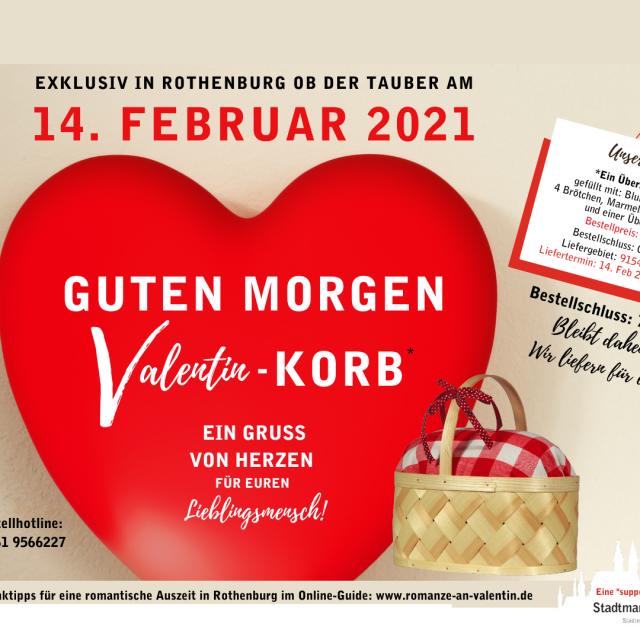 Guten Morgen Valentin 2021