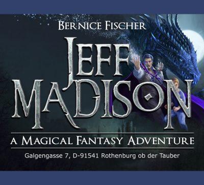 JEFF MADISON – A Magical Fantasy Adventure