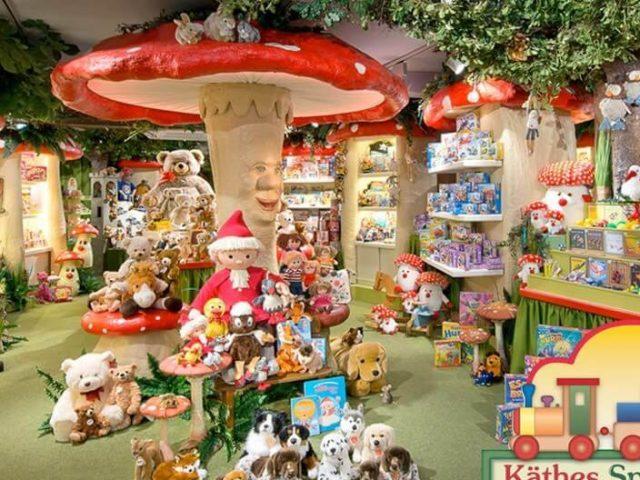 Käthes Spielzeugladen