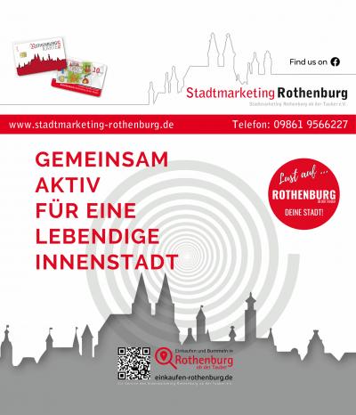 Stadtmarketing Rothenburg ob der Tauber e.V.