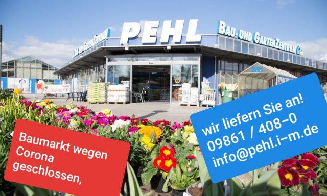Bau- und Gartenzentrum Pehl – Rothenburger Baumarkt Pehl GmbH