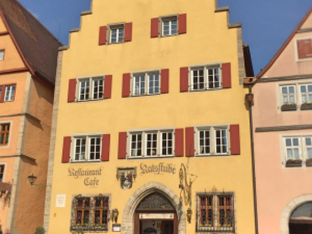 Ratsstube Rothenburg