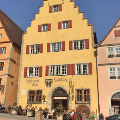 Ratsstube Rothenburg