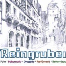 REINGRUBER Drogerie Parfümerie Reformhaus Fotoabteilung Babymarkt