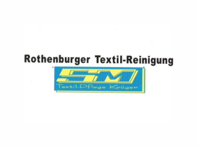 SM-Textilpflege Krüger Textilreinigung Rothenburg