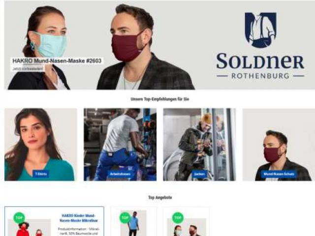 Soldner Rothenburg – Spezialist für Image- & Berufsbekleidung