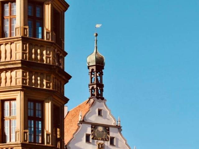 """Corona-Schnellteststation """"Rathaus"""""""
