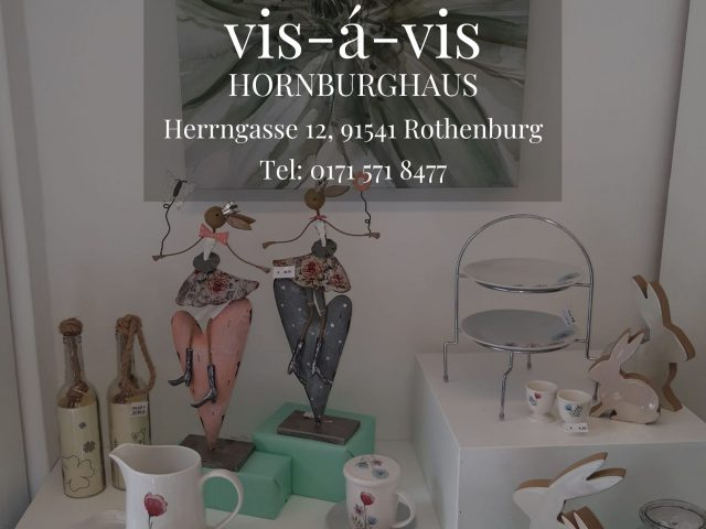 Vis-à-Vis Hornburghaus
