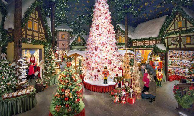 Weihnachtsdorf by Käthe Wohlfahrt KG