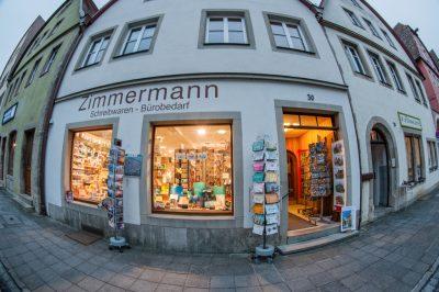 Zimmermann Schreibkultur