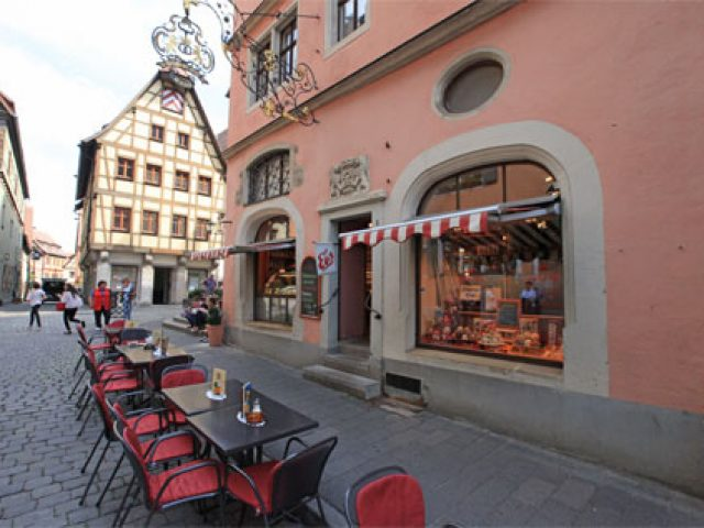 Bäckerei-Konditorei-Café FRIEDEL