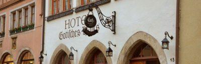 """Café & Hotel """"Gotisches Haus"""""""