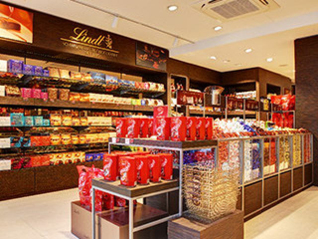 Lindt Boutique Rothenburg
